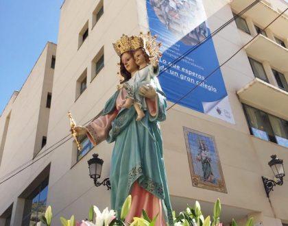 CENTENARIO: Rosario Urbano María Auxiliadora
