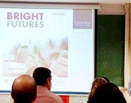 Bright futures consolida el bilingüismo en la etapa de infantil
