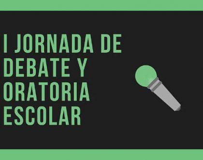 1ª Jornadas de debate y oratoria escolar