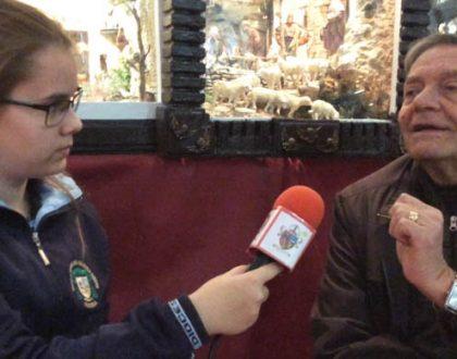 Entrevista al maestro y artesano oriolano, José Manuel Zambrana García.