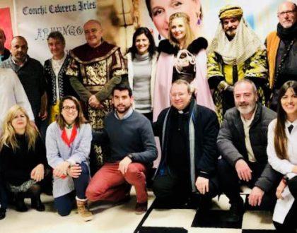 """La """"Familia Festera"""" visita el Oratorio Festivo"""
