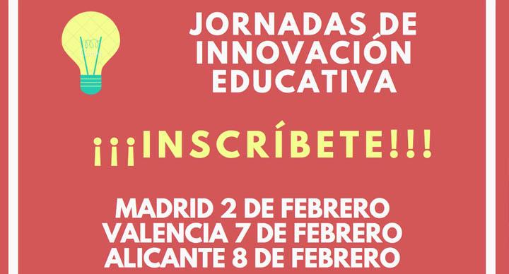 IJornada de Innovación Pedagógica