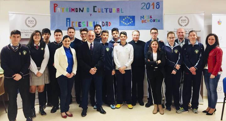 Ganadores del concurso EUROSCOLA 2018