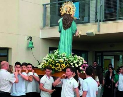 Fiesta de María Auxiliadora