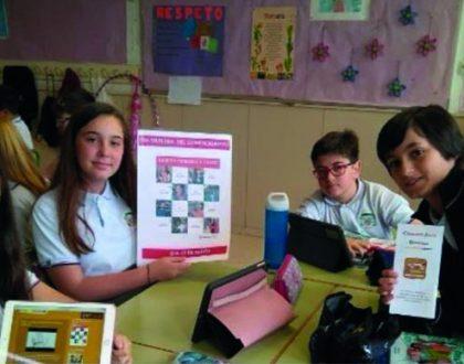 Novedades y actualidad en la actividad escolar