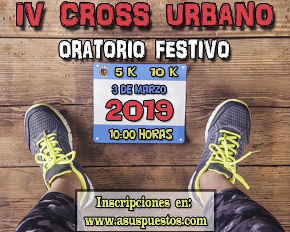IV CROSS URBANO COLEGIO ORATORIO FESTIVO DE SAN MIGUEL, ORIHUELA