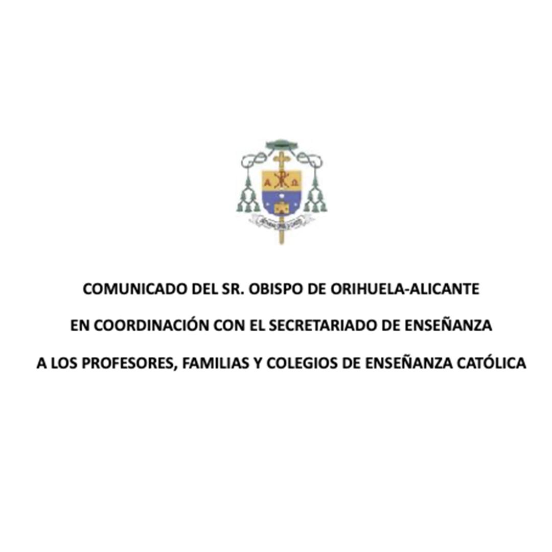 Carta de nuestro Obispo Don Jesús Murgui.